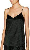 Stella McCartney Ellie Leaping Stretch Silk Camisole