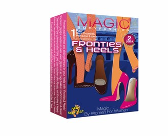 Magic Body Fashion Magic Bodyfashion Women's Fronties & Heels Ball of Foot Cushion