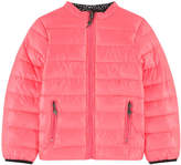 3 Pommes Reversible padded coat