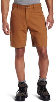 "Carhartt Men's 8.5"" Washed Duck Utility Work Short B25"