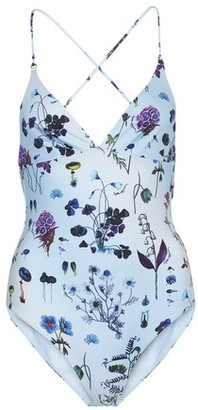 Stella Mc Cartney Swim Printed swimsuit