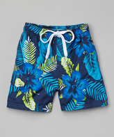 Kanu Surf Navy Costa Swim Trunk - Toddler & Boys