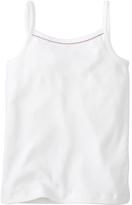 Hanna Andersson White Organic Cotton Camisole