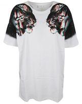 Marcelo Burlon County of Milan Tiger Print T-shirt