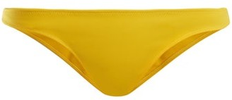 Rochelle Sara The Mercer Bikini Briefs - Womens - Yellow