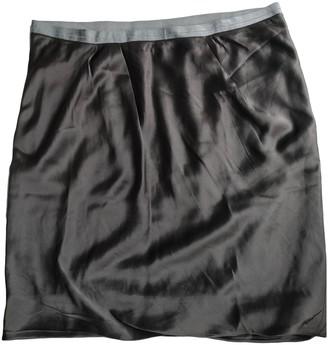 Vanessa Bruno Grey Silk Skirts
