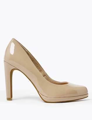 Marks and Spencer Stiletto Platform Court Shoes
