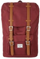 Herschel Red Little America Mid Backpack 17 L