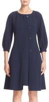 Armani Collezioni Women's Double Crepe Caban Jacket