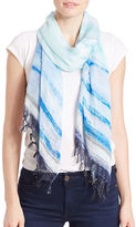 Collection 18 Ethereal Striped Scarf