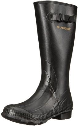 "LaCrosse Women's Grange 14"" Black Rain Boot 11 M US"