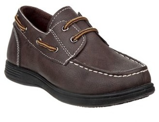 Josmo Toddler Boys' Slip-on Boat Shoes