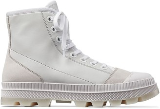 Jimmy Choo Nord chunky boots