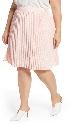 Gibson x International Women's Day Thamarr Pleated Skirt (Plus Size)