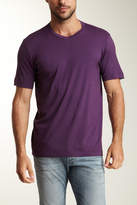 Velvet by Graham & Spencer Short Sleeve V-Neck Tee