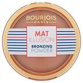 Bourjois Matt illusion Bronzing Powder Medium