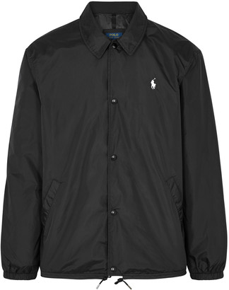 Polo Ralph Lauren Black shell jacket