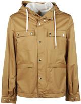 Kenzo Hooded Field Jacket