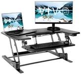 Vivo Height Adjustable Standing Desk Converter