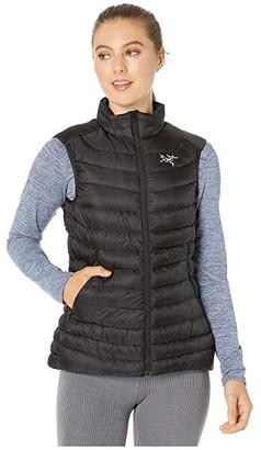 Arc'teryx Cerium LT Vest (Black 1) Women's Vest
