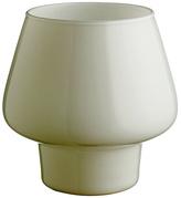 Habitat Lyss Glass Table Lamp - White