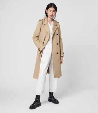 AllSaints Chiara Trench Coat