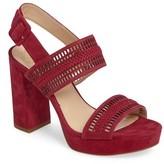 Vince Camuto Women's Jazelle Slingback Platform Sandal