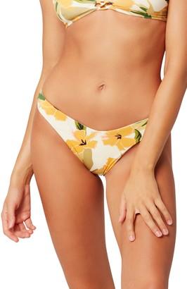 L-Space L Space Tanline Brazilian Bikini Bottoms