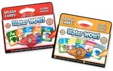 Melissa & Doug Kids' Water Wow Alphabet and Numbers & Colors Splash Cards Gift Set