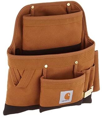 Carhartt Legacy Carpenter's Pouch Brown) Athletic Handbags