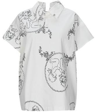 Rose' A Pois Shirt