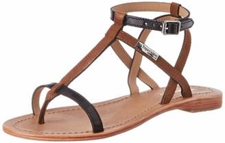 Les Tropéziennes Baie Womens Ankle-Strap Sandals