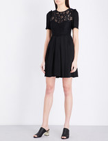 Claudie Pierlot Rejane lace dress