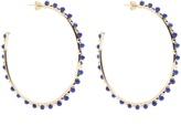 ROSANTICA BY MICHELA PANERO Angola bead-embellished earrings