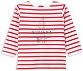Jacadi Boys' Striped Riviera Shirt