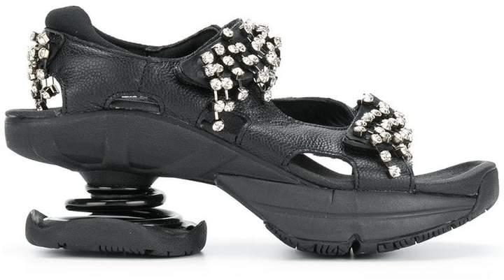 Christopher Kane Z coil sandal