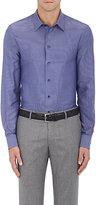 Giorgio Armani Men's Cotton Button-Down Shirt