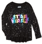Mighty Fine Girl's Star Wars T-Shirt