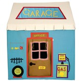 The Well Appointed House Child's Motor Garage Playhouse