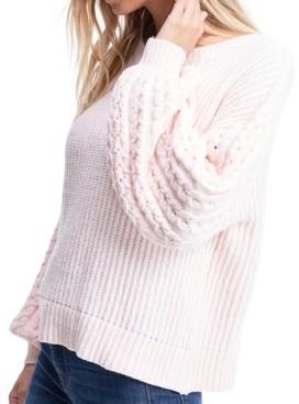 Fever Chenille Sweater