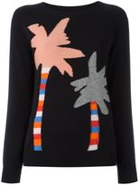 Chinti and Parker 'Intarsia' jumper