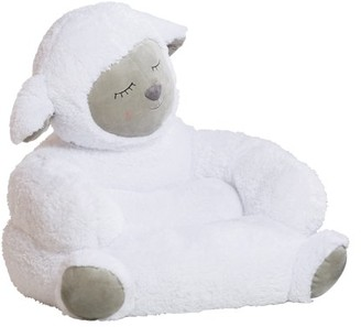 Trend Lab Children's Plush Lamb Character Chair