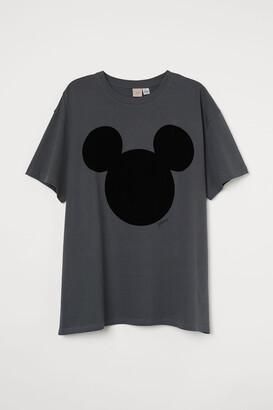 H&M H&M+ Printed T-shirt