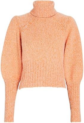 Baum und Pferdgarten Catarina Bishop Sleeve Turtleneck Sweater