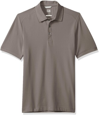 Cutter & Buck Men's Big and Tall 35+UPF Short Sleeve Advantage Polo Shirt