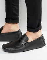Base London Morgan Leather Loafers