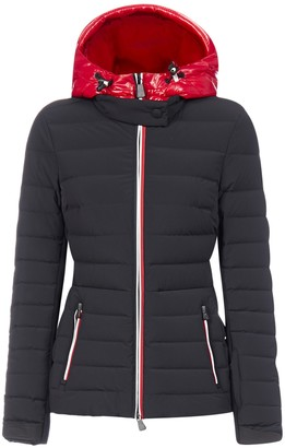 MONCLER GRENOBLE Bruche Hooded Down Jacket