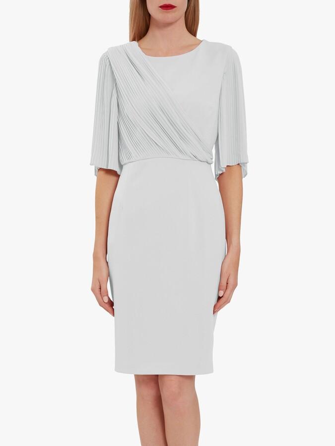 Thumbnail for your product : Gina Bacconi Wilhelmina Midi Dress
