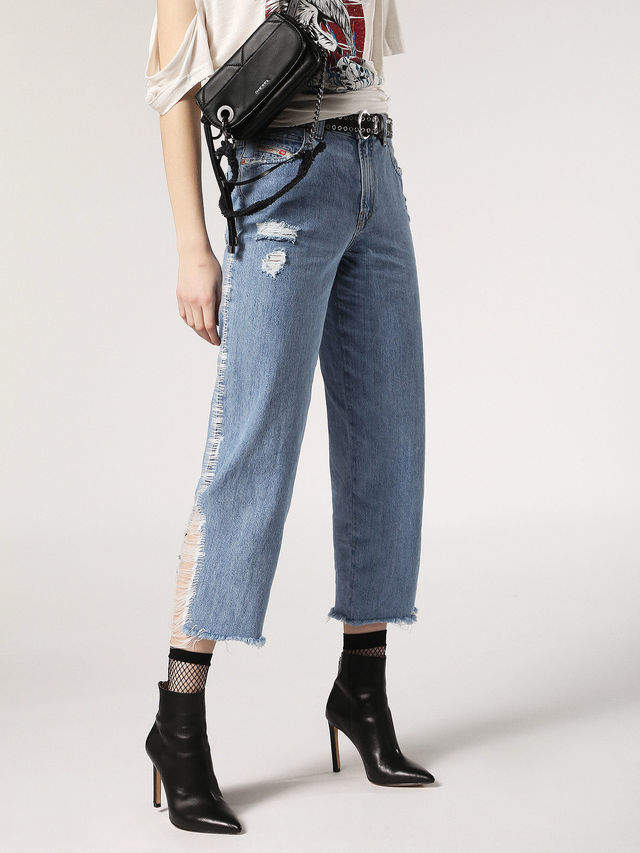 Diesel NICLAH-SP Jeans 084RD - Blue - 25