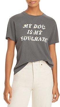 Wildfox Couture My Soulmate Graphic Keke Tee
